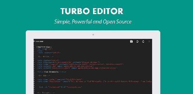 TurboEditorPromoPlayStore
